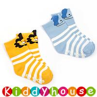 bb嬰兒用品~優質可愛嬰兒襪2對組 S392 現貨