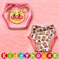 bb衫~原單嬰幼兒三層棉質防水學習/戒片/隔尿褲(2條裝) BB1239 現貨