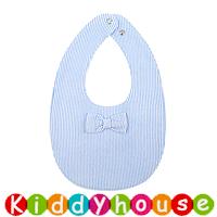 嬰兒bb用品~趣緻小紳士造型防水口水肩 BB1426 現貨