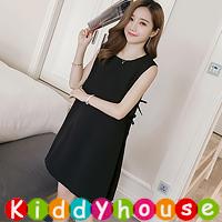 online香港孕婦時裝服飾專門店hk~時尚哺乳餵奶裙Nursing Dress MF296 現貨