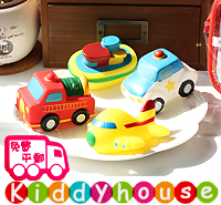 bb嬰兒玩具/禮物精選~Sozzy BB戲水/洗澡玩伴(交通工具4件套裝) T205 現貨