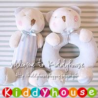 bb嬰兒玩具/禮物精選~ 韓版可愛小熊搖鈴手環搖鈴棒棒套裝T207 現貨