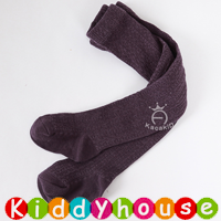 bb嬰兒用品~優質初生小公主/小王子襪褲 legging(深紫) S385 現貨