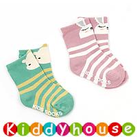 bb嬰兒用品~優質可愛嬰兒襪2對組 S393 現貨