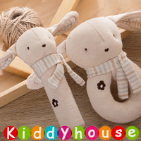 bb嬰兒玩具~可愛小兔手搖鈴棒棒手環搖鈴套裝 T505 現貨