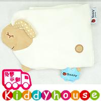 bb嬰幼兒用品~Sozzy可愛動物立體嬰兒肚圍/腹卷(白小羊) BB1184 現貨