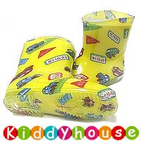 開學用品開倉~清貨特價!優質童裝中筒兒童雨鞋Rainboot KB0315 現貨