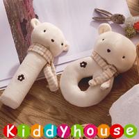 bb嬰兒玩具~可愛小熊手搖鈴棒棒手環搖鈴套裝 T506 現貨
