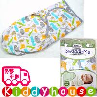 BB嬰兒用品/禮物精選~ Swaddle純棉嬰兒抱毯/襁褓/睡被(S碼) BB1268 現貨