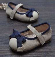 韓國款寶寶幼童女童拼色公主鞋 (17-22碼) 1-3歲#7474