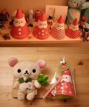 ★ 聖誕系列 ★ 韓版創意立體聖誕卡包裝袋套裝