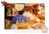 新款韓國可愛立體聖誕卡 (10張) - 聖誕熊仔