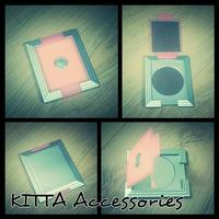 K08 粉紅鏡盒