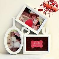 ❤ 男朋友女朋友生日禮物推介 ❤ 創意I LOVE U組合掛牆相框相架 (求婚 結婚 新屋入伙 禮物)