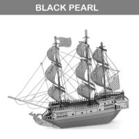 [創意小禮品] 3D金屬DIY模型 -  魔盜王BLACK PEARL海盜船