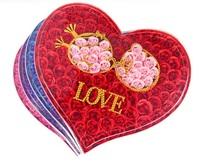 ❤聖誕節禮物首選 ❤ Sweet Kiss 100朵皂玫瑰花禮盒 (求婚 結婚 示愛 畢業 女朋友 情人節花束 網上訂花)
