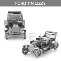 [潮流新奇玩意] 3D金屬DIY模型 -  FORD TIN LIZZY 福特T型古董車
