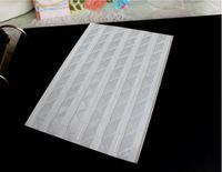[DIY相簿配件] 相片角貼一張102個 - 白色 (買五送一)