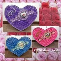 ❤ 女朋友聖誕節禮物 ❤ 浪漫一箭鐘情100朵玫瑰香皂花禮盒
