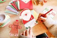 新款韓國可愛立體聖誕卡 (10張)