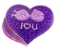 ❤ 女朋友/老婆生日禮物 ❤ Sweet Kiss 100朵皂玫瑰花禮盒 (求婚 結婚 示愛 女朋友 情人節花束)