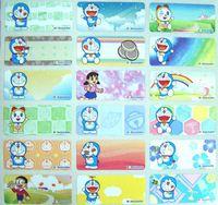 2010 Doraemon name stickers 2010哆啦A夢姓名貼紙 - 3013