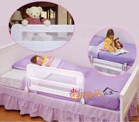 ((向日葵小屋)) 原裝出口 嬰兒護床欄 圍欄防護欄床擋板 兒童安全平板式床欄 90cm 床欄 36