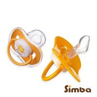Simba 小獅王辛巴 拇指型彩色安撫奶嘴 0-6M 6M+ M2460
