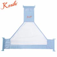 ((向日葵小屋)) Karibu 嬰兒 浴床 T形浴網 純棉 寶寶 洗浴 用品 防滑 洗澡**購買浴盆,加$79換購浴網 ** 105366