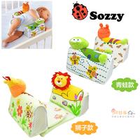 (向日葵小屋)出口歐美 嬰兒定型枕 嬰兒安全舒適透氣睡眠墊防側睡枕 K014