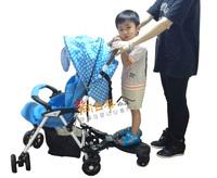 出口歐美 嬰兒手推車好幫踏滑板 搬重物 站小孩 輔助踏板車 滑板車 可企立(通用型) H41