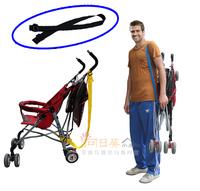 (向日葵小屋)香港孕婦及嬰幼兒專門店/嬰兒手推車/專用揹帶/士的車側背帶/通用型/總長120cm/#064