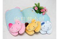 Lokyee可愛動物造型 嬰兒趴枕/抱枕/公仔0-3歲 兩色選 可入機洗 0514