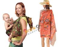 ((特價出售)) 最受歡迎 印佣 印尼華僑Selendang 紗龍 Babysling 揹帶 印尼揹帶 背巾咩帶 (加長版) 5色選 (103339)