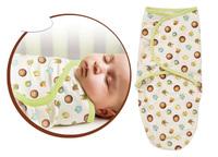 (向日葵小屋)出口歐美swaddleme新生兒純棉包巾嬰兒包被 BB抱被包被 睡袋 襁褓包巾 105156