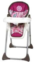 言B小店 - BabyTrend 嬰兒餐椅 Sit-Right High Chair - Paisley #HC05142 (包速遞上門)