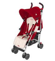言B小店 - 專櫃同步英國Maclaren Quest Sport嬰兒手推車BB車 說明書保養證齊 送rain cover雨擋 紅色