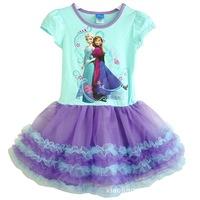 New Frozen 藍色 連身裙