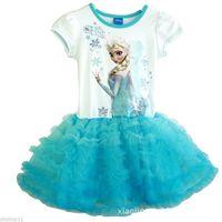 New Frozen 白色 連身裙