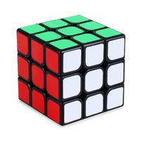 聖手魔方 3X3 黑底 扭計骰 Rubik's Cube