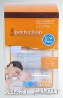韓國直送 哺乳用品 Nursing JACO Perfection 感溫母乳儲存袋/儲奶袋/milk bag 200ml (120個裝)/ BB 用品/