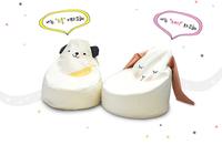 韓國 Ggumbi 豆袋梳化   安全無毒 易潔0y+1y+2y+3y+