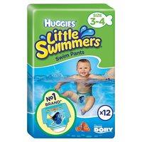 英國直送 Huggies Swimmer - BB紙泳褲 (游水片)/ 夏日游水用品 / BB兒童幼兒/ M 1y+ / DORY