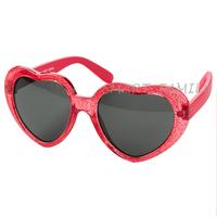 美國直送 Carter's 兒童幼兒太陽眼鏡 (閃閃心款) 夏日戶外游水用品 /有BB size