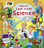 Usborne Look Inside Science 大本多層揭揭科學書 4y+ 5y+ 6y+ 7y+ 5336