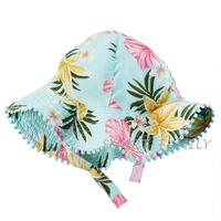 美國直送 Carter's 兒童幼兒太陽防曬帽 (3 mths - 2 yrs) 夏日戶外游水用品 / BB