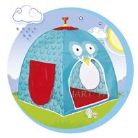 英國直送 Ugo Play Tent - Owl 兒童室內遊戲帳篷(貓頭鷹) 幼兒用品 / 夏日/ 親子遊戲/  家庭