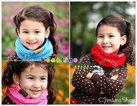 韓國 秋冬 童裝 兒童 bb用品 大熱 糖果色 保暖 頭套 頸套 頸巾 圍巾 圍脖 護肚 清貨$13