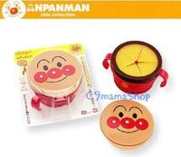 Anpanman bb用品 出口 面包 麵包超人 防漏 雙手柄 零食杯 學習碗 餅乾 小食 食物盒 $38