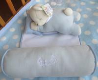 韓國嬰兒小熊定型枕 / 嬰幼兒定型枕 / 新生兒防側睡偏頭枕  0-3歲